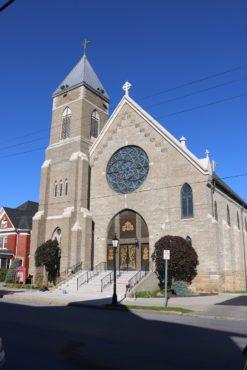 Saint Callistus Church, Kane