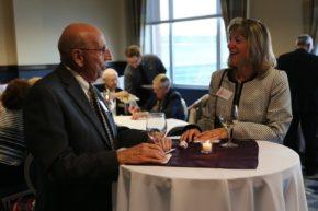 Dave Murphy and Karen Burton Horstman