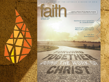 Catholic Foundation featured in Faith Magazine